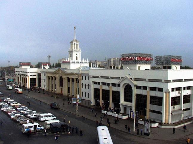 краснодар-1 жд вокзал фото